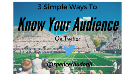 3 Simple Ways To Know Your Audience On Twitter